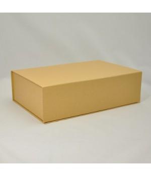 Коробка на магнитах 31*21*9 крафтовая