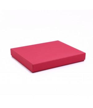 Коробка кришка-дно 40*30*6,5 см червона (Creative)