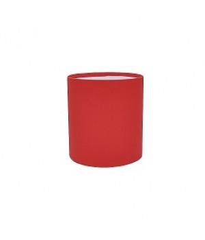Кругла коробка 11,5*14 см без кришки червона (Creative board)
