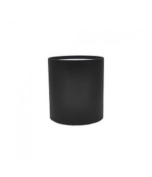 Кругла коробка 11,5*14 см без кришки чорна (creative board)