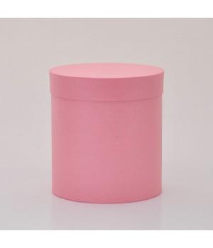 Круглая коробка 15*17 см с крышкой rosa woodstock