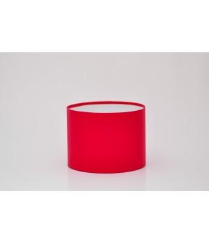 Кругла коробка 20*15 см без кришки червона (Creative board ruby)
