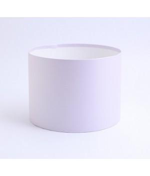 Кругла коробка 20*15 см без кришки  біла (artelibric)