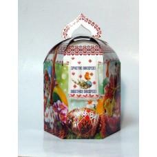 Праздничная коробка «Пасхальний кошик» 965